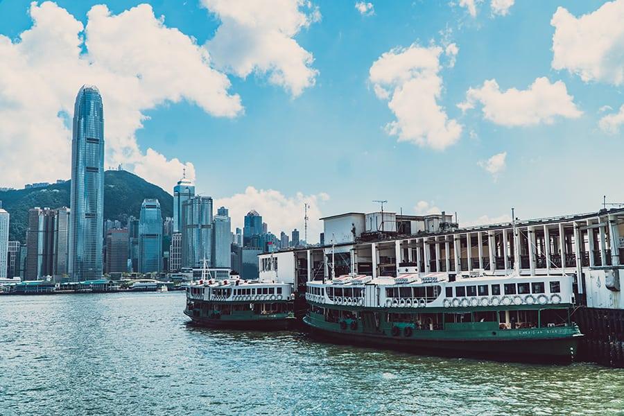 the mira hong kong tsim sha tsui star ferry
