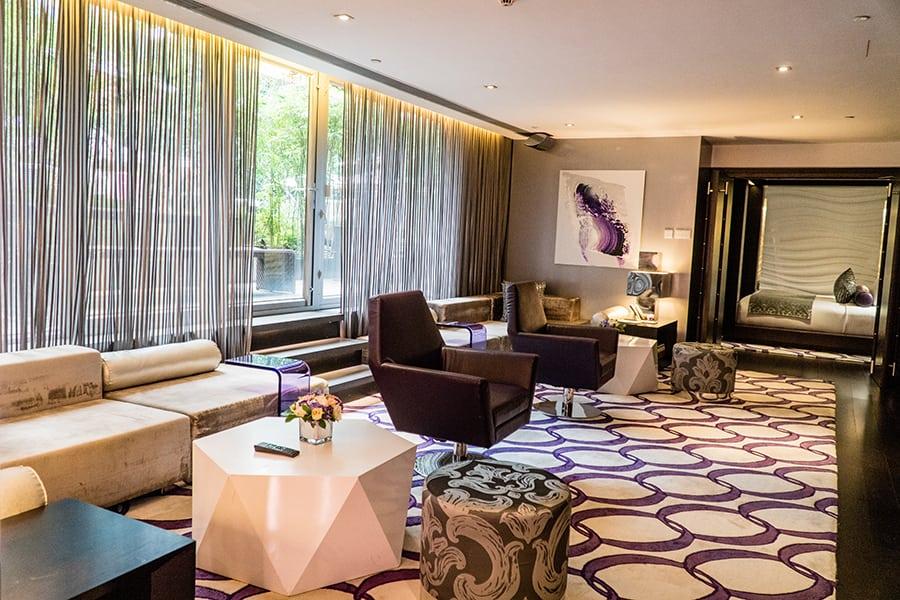 the mira hong kong suite