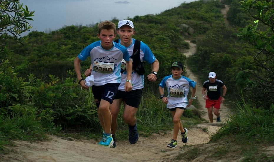 Hard As Nayls: Clearwater Bay's Toughest Trail Race