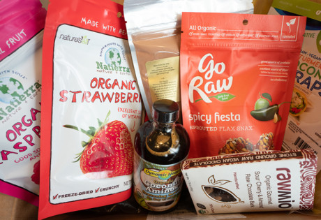 30 days raw vegan iherb delivery