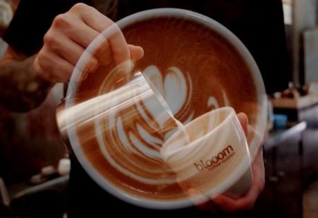 Blooom cafes in Macau coffee shops