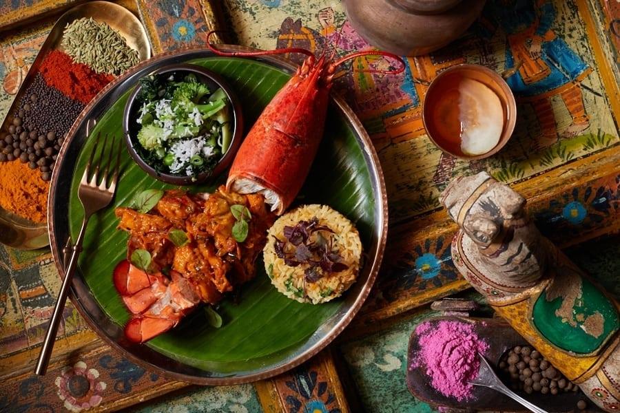 Chaiwala lobster nerulli