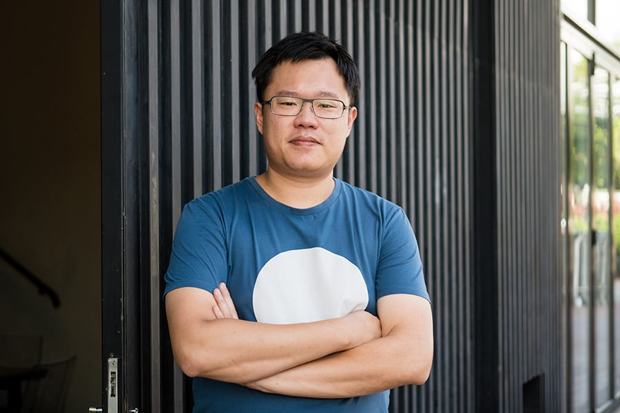 Vincent Mui discusses how he's shaking up the food scene in Hong Kong with Test Kitchen