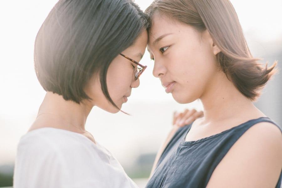 Teenage lesbiens