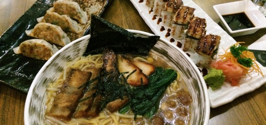 Herbivore Japanese Vegetarian Restaurant vegetarian restaurants in Singapore
