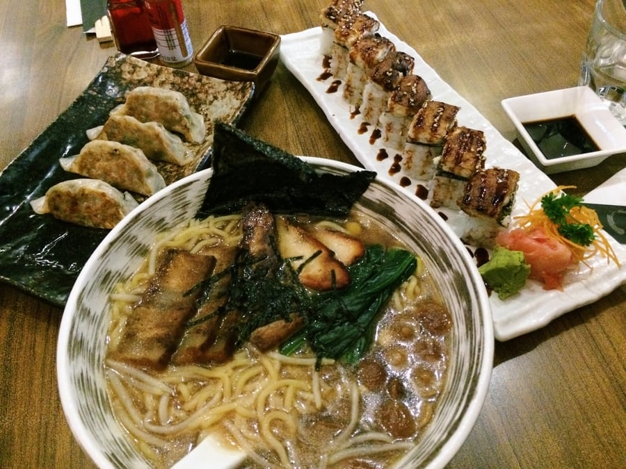 Herbivore Japanese Vegetarian Restaurant vegetarian restaurants in Singapore