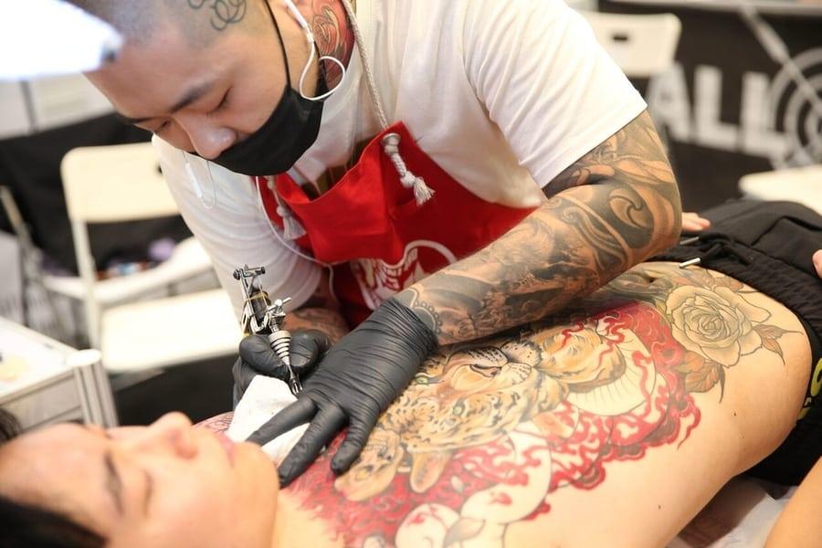 Hong Kong China International Tattoo Convention 6th art culture tattoo art main image