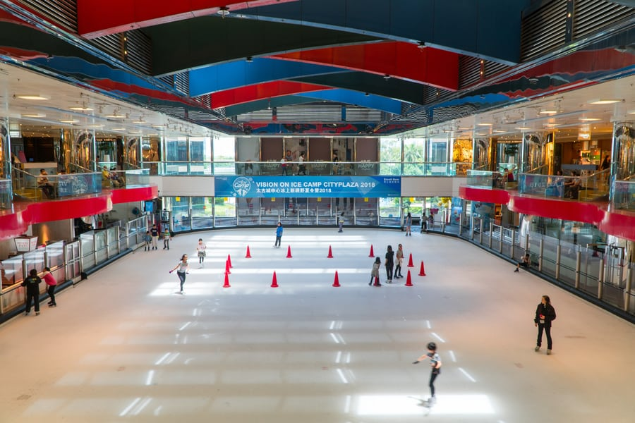 how to keep cool in hong kong ice palace