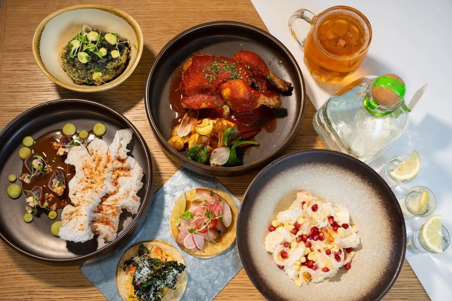 best Mexican restaurants in Hong Kong te quiero mucho