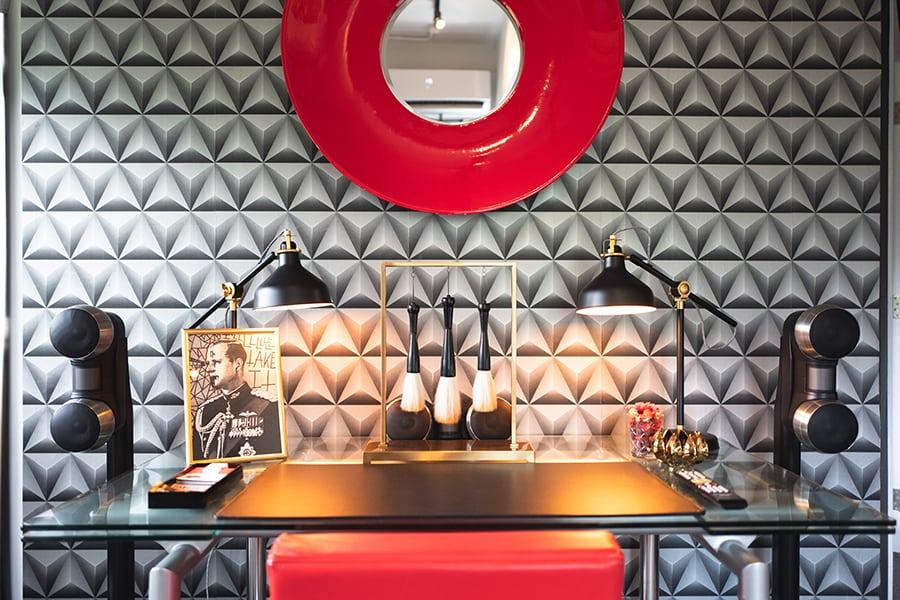 The Record Room Evan Slagle interview recording mixing studio interior