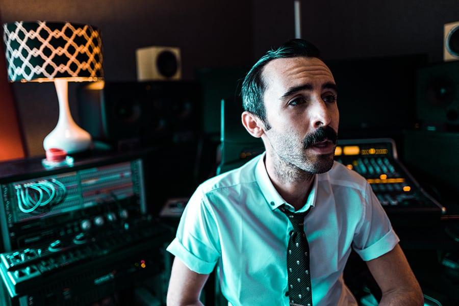 The Record Room Evan Slagle interview recording