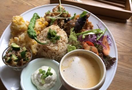 Vegan Vegetarian restaurants in Tokyo Meu Nota