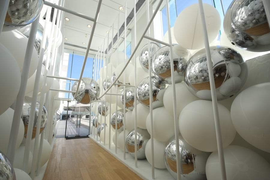 Bounce by Snarkitecture