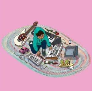 bedroom pop albums lo-fi indie music Katzù Oso Pastel