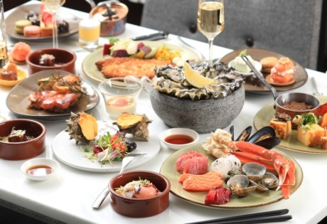 new brunches in hong kong whisk grand selection