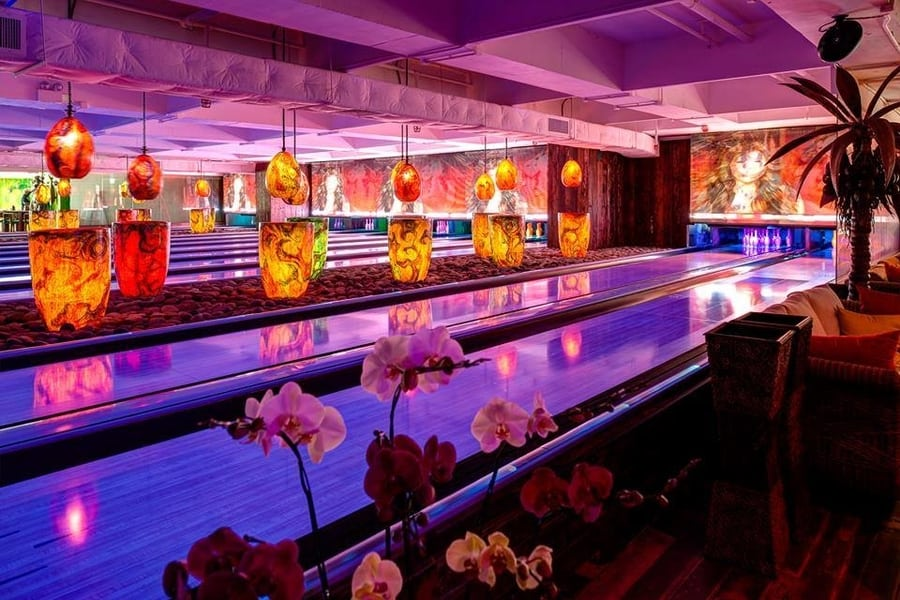 event venues in Hong Kong Tikitiki Bowling Bar