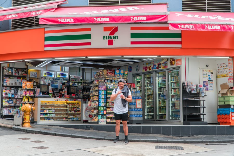 how to keep cool in hong kong 711 air con