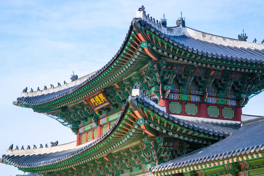 short trips from Hong Kong Korean palace