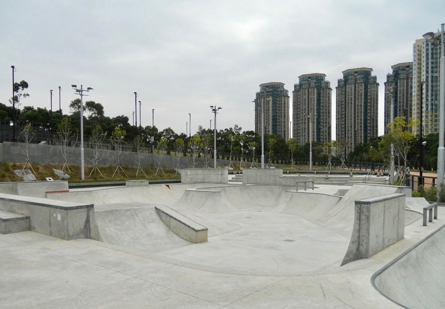 skateparks in Hong Kong Diamond Hill