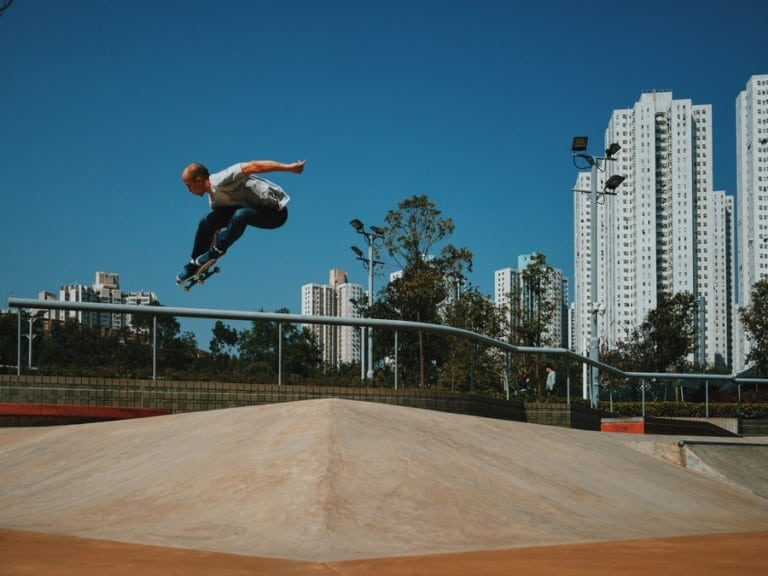 It's time to get gnarly and get your grind on: check out the best skateparks in Hong Kong