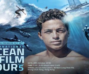 what's on in Hong Kong International Ocean Film Tour Vol 5