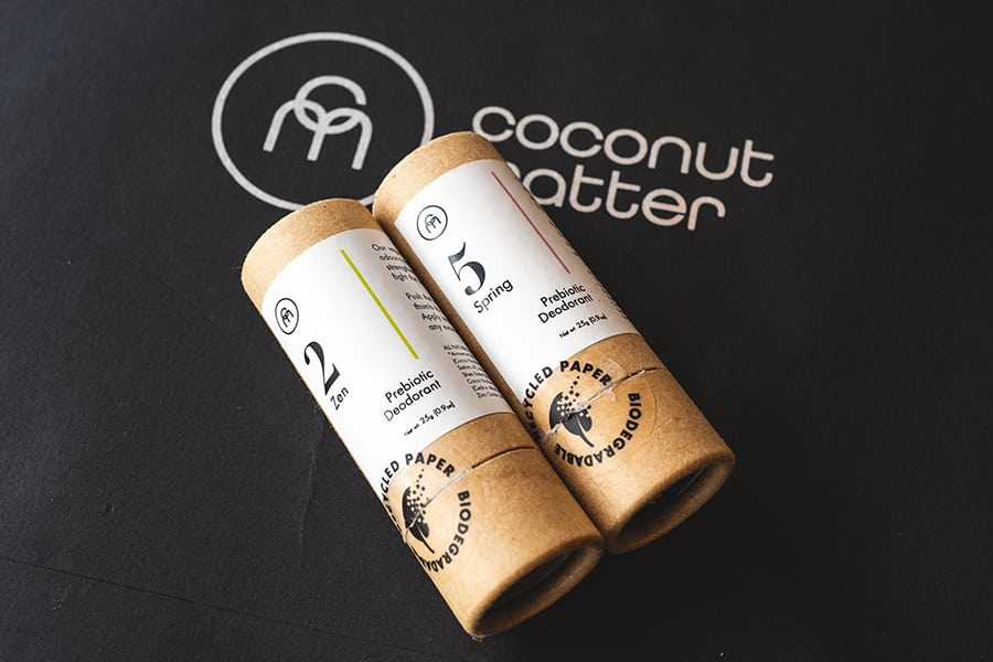 Coconut Matter: We put this vegan deodorant to the test | Honeycombers