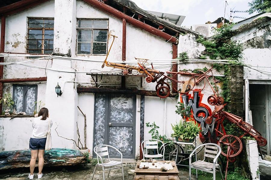 peng chau antique shops