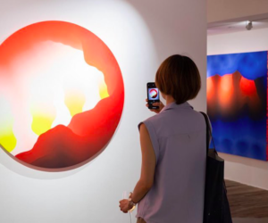 Flesh of the Gods Sam Friedman Solo Exhibition art exhibition in Hong Kong