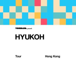 Hyukoh Live in Hong Kong concerts gigs