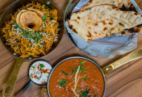 Kailash Parbat dishes