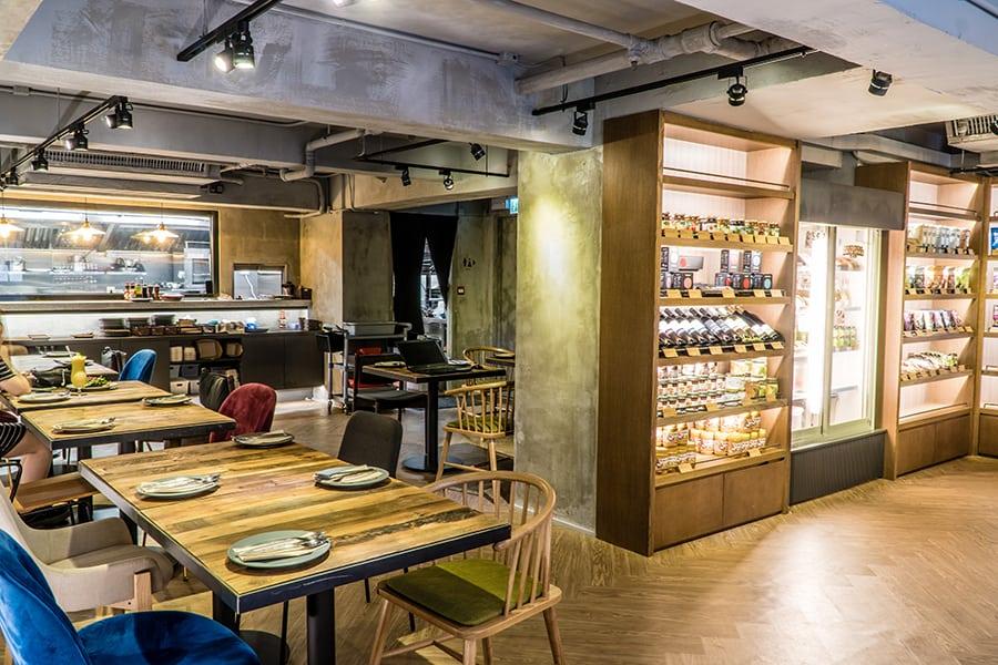 POP Vegan vegetarian restaurants in Central interior
