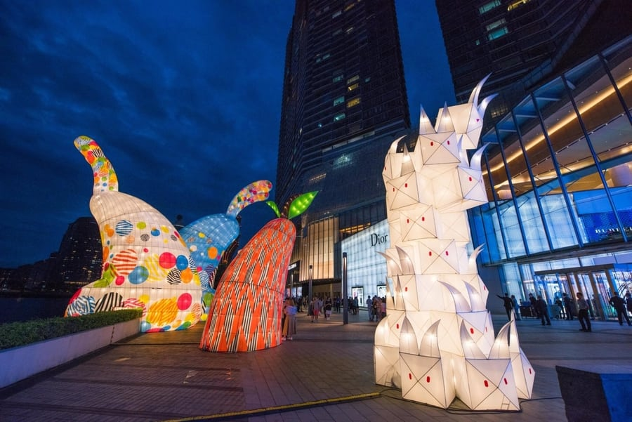 things to do this weekend in Hong Kong The 3rd Macau International Lantern Festival