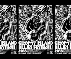 things to do this weekend in Hong Kong The Gloomy Island Blues Festival 2018 Hong Kong concerts what's on in Hong Kong