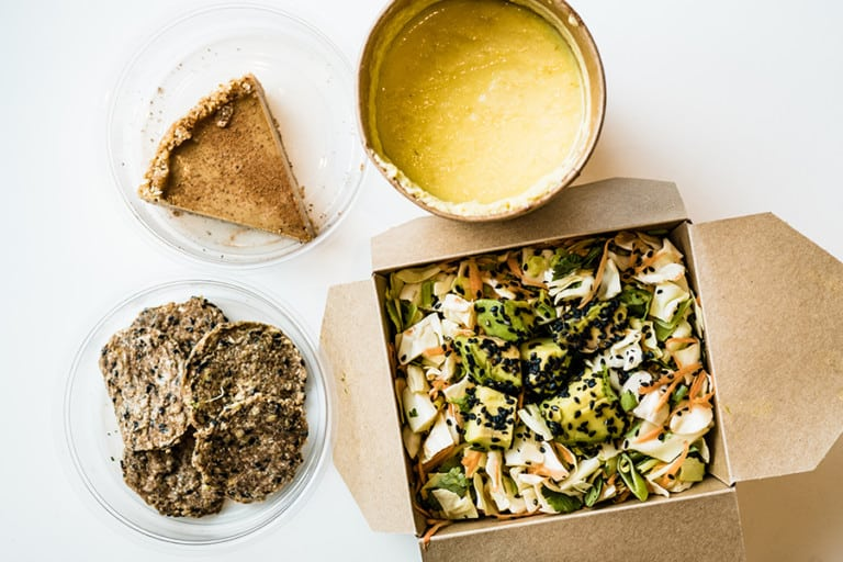 We tried the gourmet plan from The Raw Circus, Hong Kong's raw vegan meal delivery service