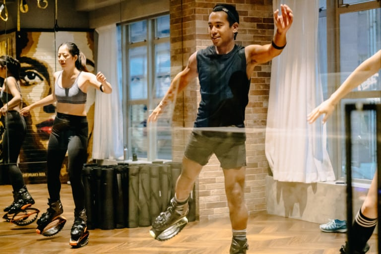 We tried out XP Fitness Hub, a wellness centre in Central that is all about unique (and fun!) workouts