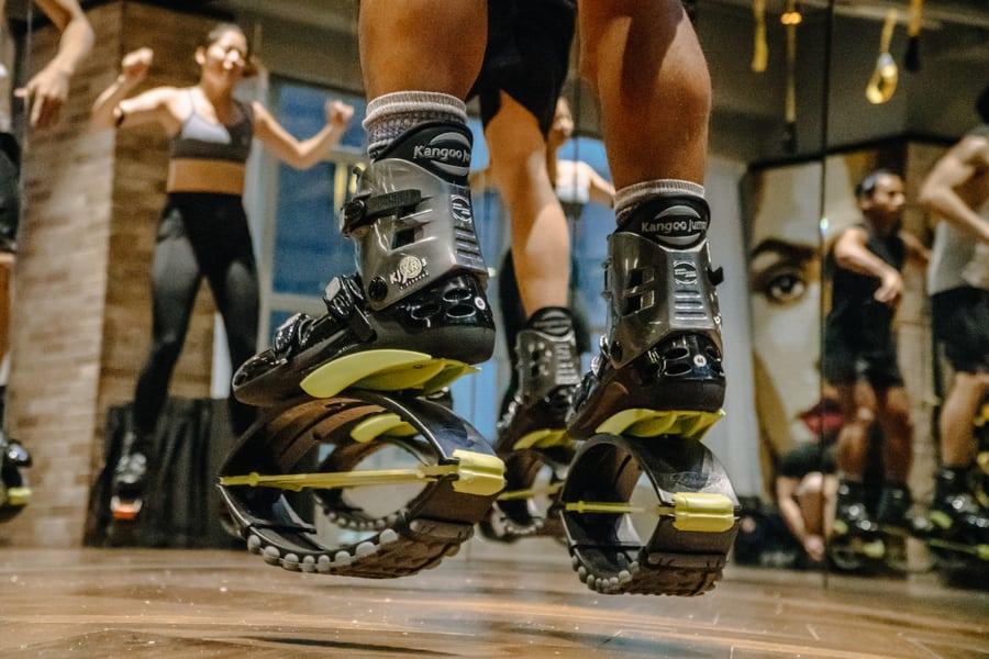 XP Fitness Hub Kangoo Jumps boots