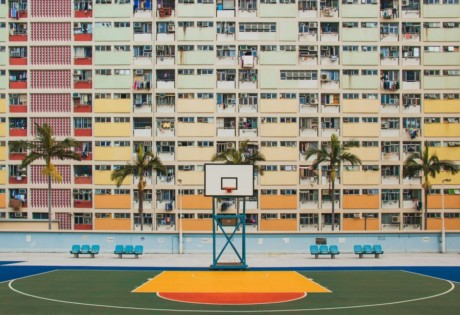 things to do this weekend in Hong Kong basketball court