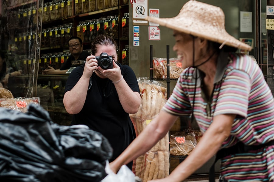 We caught up with street photographer Tricia Darling to chat about her love for visual storytelling