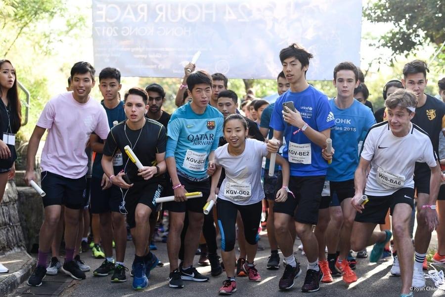24 Hour Race charity Hong Kong running events
