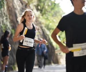 24 Hour Race charity race end slavery Hong Kong