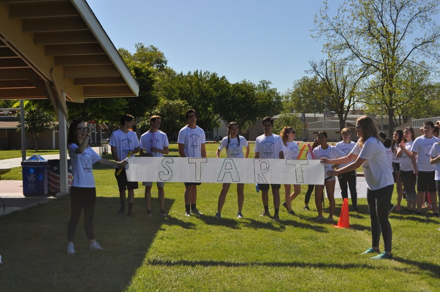 24 Hour Race charity race end slavery Hong Kong San Francisco