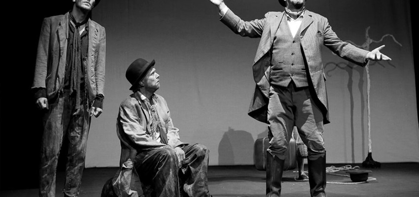 Waiting for Godot by Samuel Beckett things to do this weekend in Hong Kong