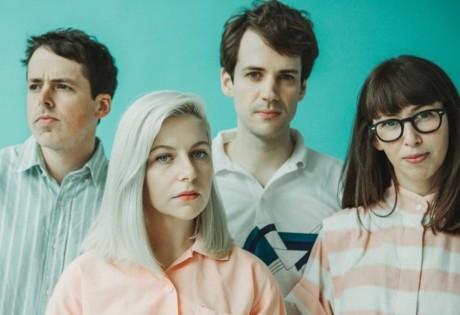 Alvvays dream pop indie band music interview Clockenflap Hong Kong 2018