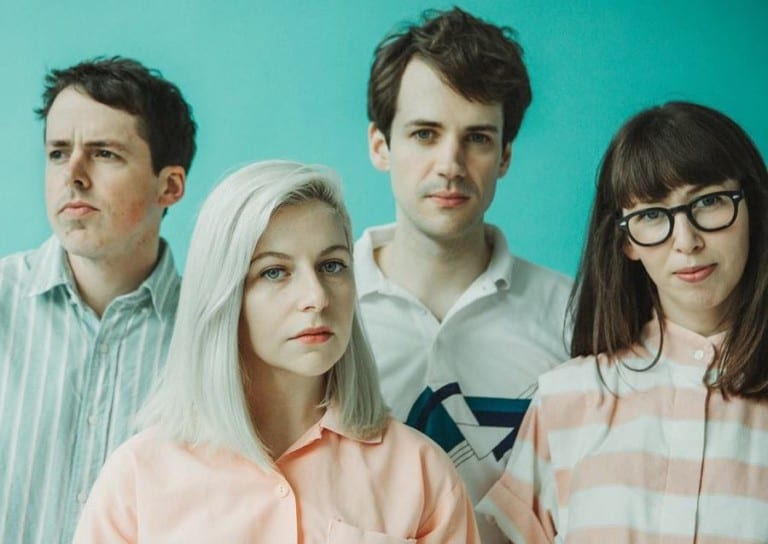 Molly Rankin from Alvvays chats about being an introvert, friendships and hitting rock bottom