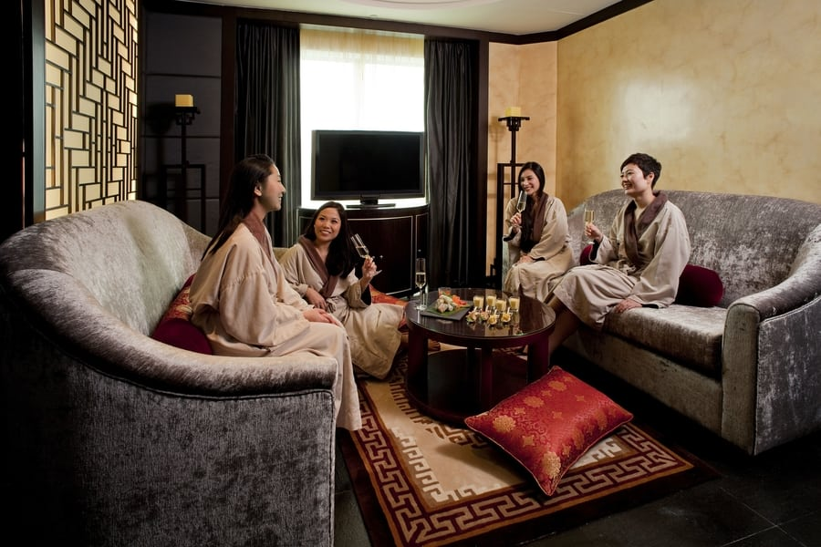 Chuan Spa Cordis Hong girls day out
