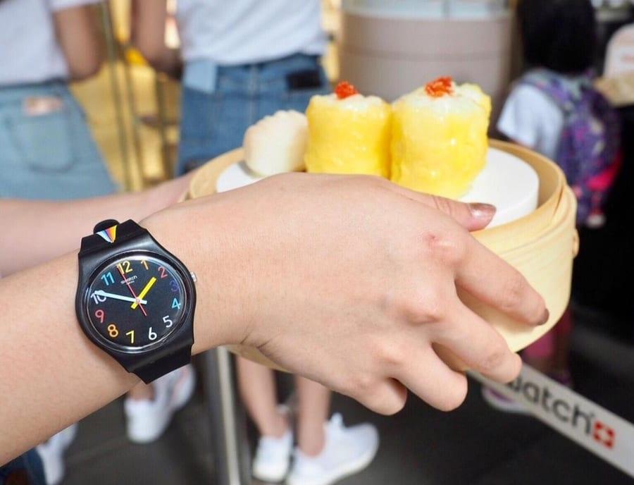 Hong Kong Watch Shops Swatch