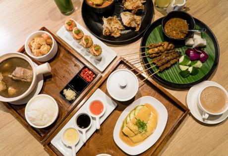 Hotel Jen Hong Kong Cafe Malacca