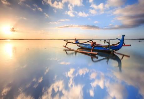 Hyatt Regency Bali boat