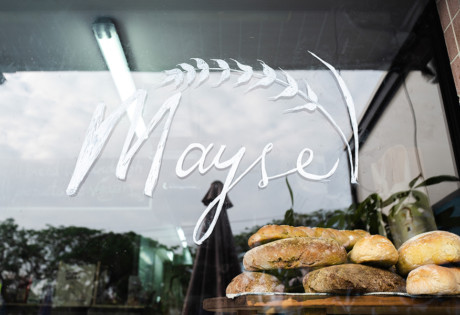 Mayse Artisan Bakery Hong Kong vegan sourdough