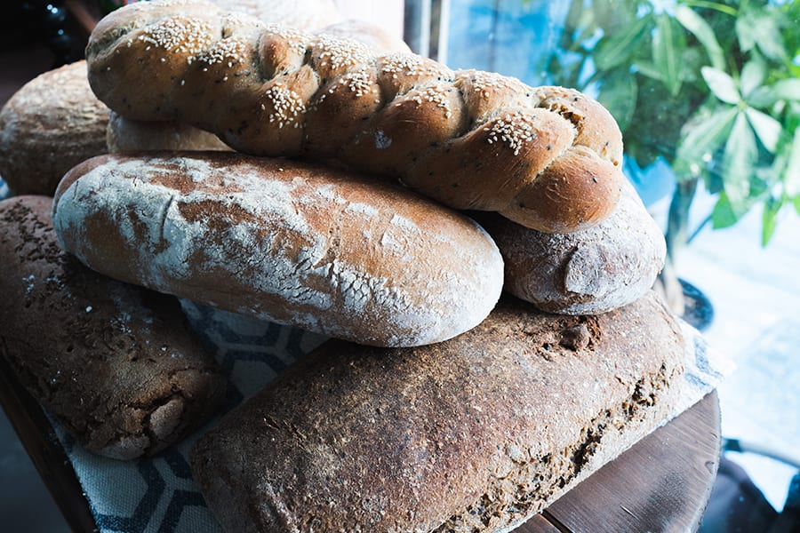 Mayse Artisan Bakery Hong Kong vegan sourdough main image